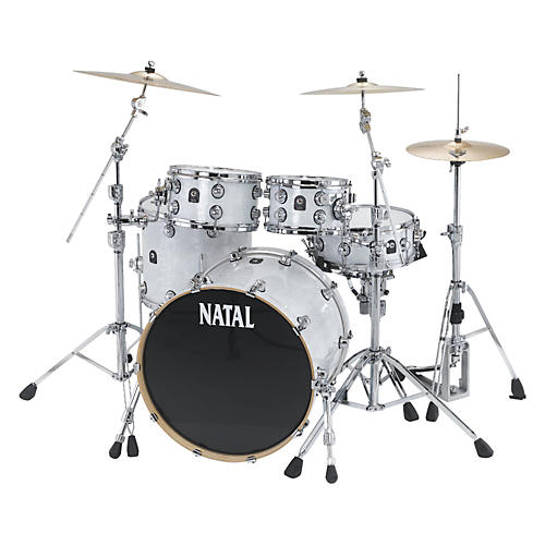 Natal Drums Ash US Fusion X 5-Piece Shell Pack-thumbnail
