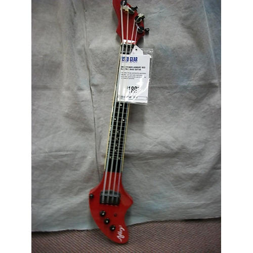 Fender Ashbury Electric Bass Guitar-thumbnail