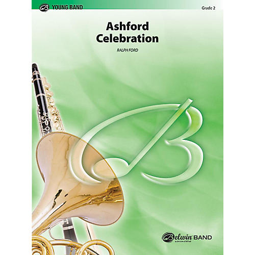 Alfred Ashford Celebration Concert Band Grade 2 Set