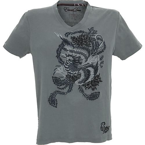 Edward Dada Asian Bird Men's T-Shirt