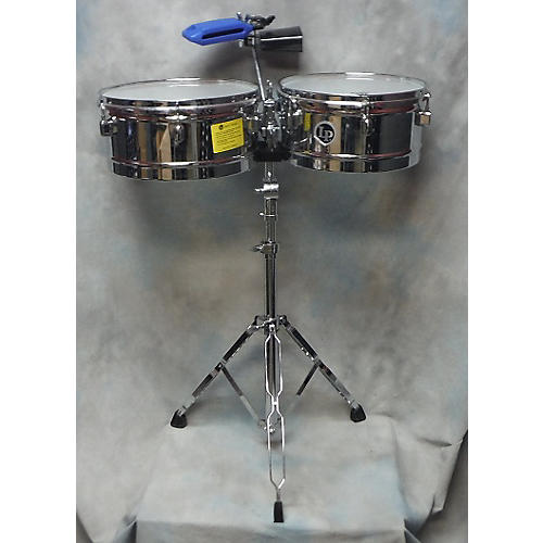 LP Aspire Timbale Set Timbales