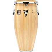 LP Aspire Wood Conga Chrome Hardware