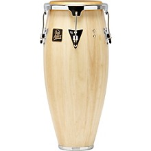 LP Aspire Wood Conga Chrome Hardware Level 1 10 in. Quinto Natural Wood
