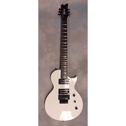 Kramer Assault 220 Solid Body Electric Guitar White