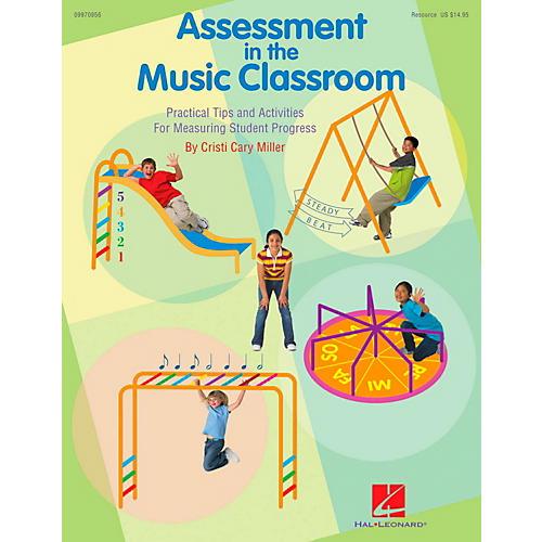 Hal Leonard Assessment In The Music Classroom - Teacher's Edition-thumbnail