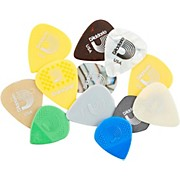 D'Addario Assorted Variety Pick 12-Pack