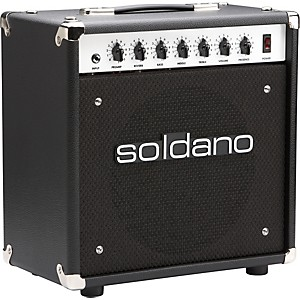 Soldano Astroverb 112 1x12 Tube Guitar Combo Amp by Soldano