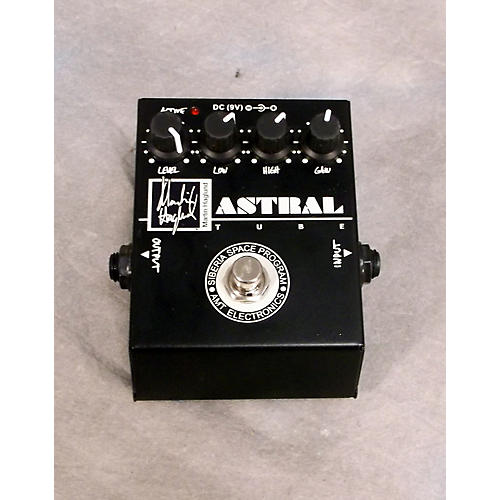 In Store Used At-1 Effect Pedal