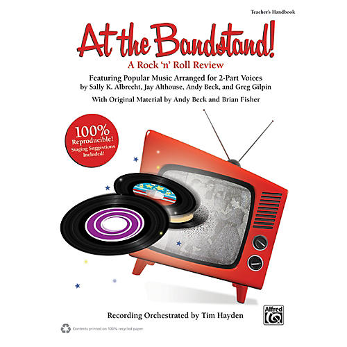 Alfred At the Bandstand! Book & CD Kit-thumbnail
