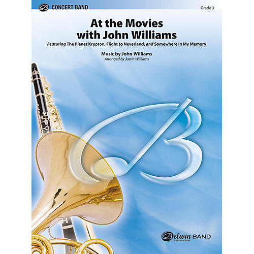 BELWIN At the Movies with John Williams Grade 3 (Medium Easy)