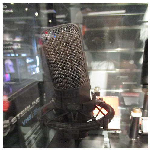 Audio-Technica At2033a Condenser Microphone