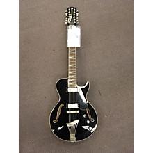 Luna Guitars Athena 12 String Hollow Body Electric Guitar