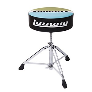 Ludwig Atlas Classic Round Throne by Ludwig