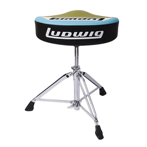 Ludwig Atlas Classic Saddle Throne-thumbnail