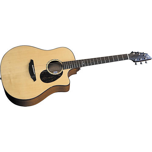 Breedlove Atlas Series Studio D25/SMe Dreadnought Acoustic-Electric Guitar Natural