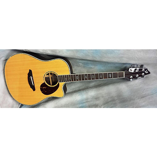 Breedlove Atlas Stage Series D25/SRE Dreadnought Acoustic Electric Guitar Natural