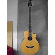 Breedlove Atlas Studio BJ350/SME4 Acoustic Bass Guitar