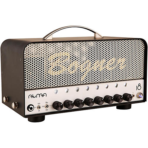 Bogner Atma 18W Tube Guitar Amp Head Black