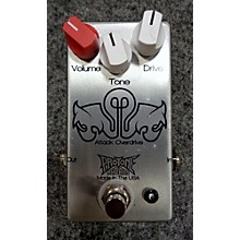 Pro Tone Pedals Attack Overdrive Effect Pedal