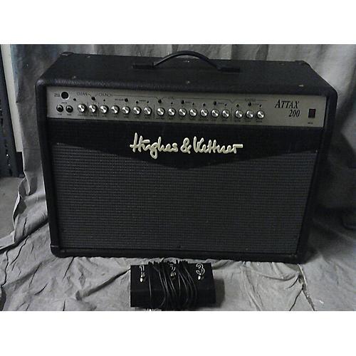 Hughes & Kettner Attax 200 2x12 Guitar Combo Amp-thumbnail