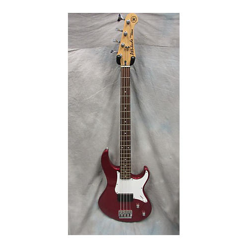 Yamaha Attitude Deluxe Electric Bass Guitar Candy Apple Red