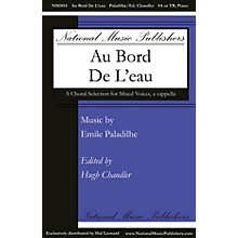 National Music Publishers Au Bord de l'Eau SA composed by Emile Paladilhe