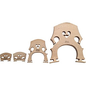The String Centre Aubert Adjustable Violin Bridge by The String Centre
