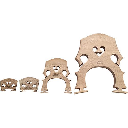The String Centre Aubert Adjustable Violin Bridge-thumbnail