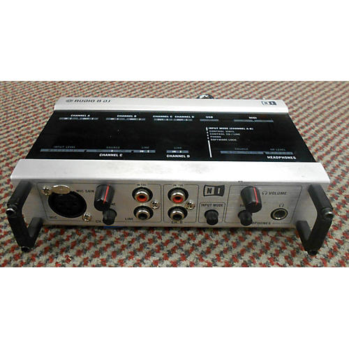 Native Instruments Audio 8 Dj Audio Interface-thumbnail