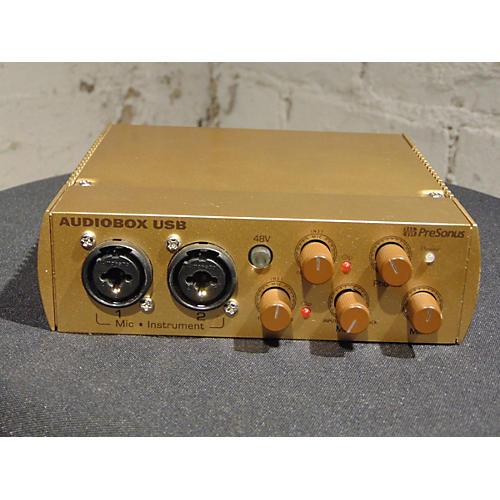 Presonus Audio Box 2X2 Gold Audio Interface-thumbnail