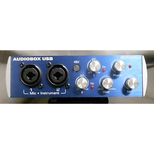 Presonus Audio Box USB Audio Interface-thumbnail
