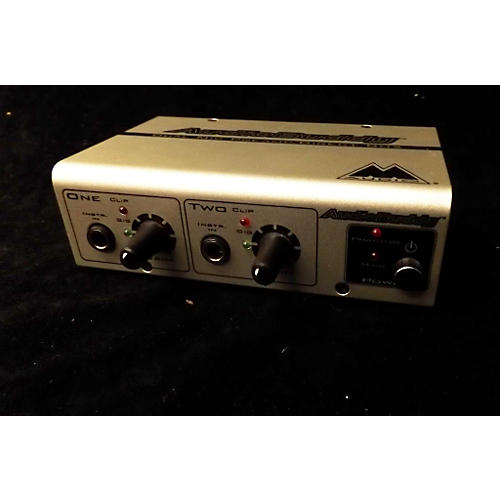 M-Audio Audio Buddy Microphone Preamp-thumbnail