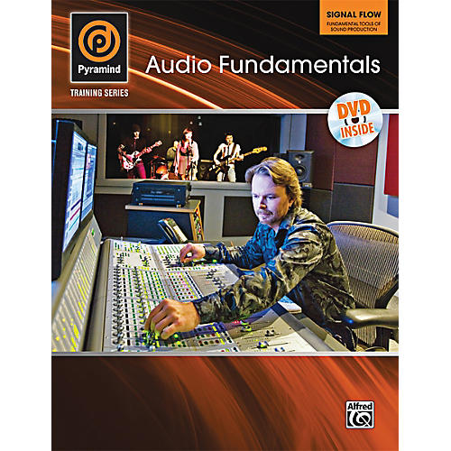 Alfred Audio Fundamentals Book & DVD