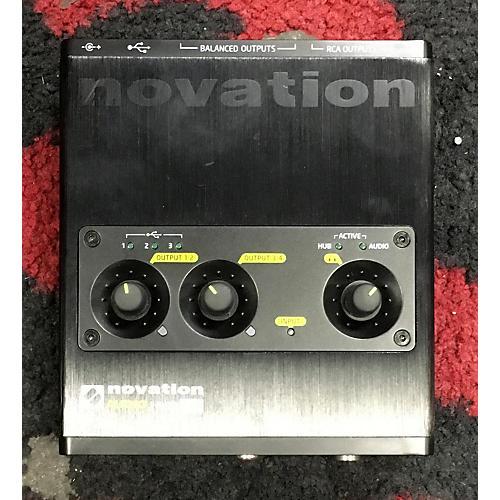 Novation Audio Hub Audio Interface-thumbnail