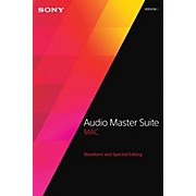 Sony Audio Master Suite 2 - Mac Software Download