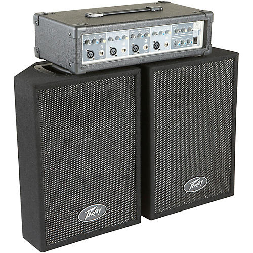 Peavey Audio Performer Pack Portable PA-thumbnail