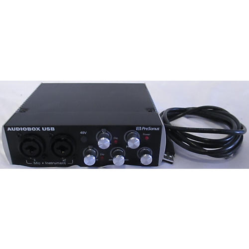 Presonus Audio Usb Audio Interface
