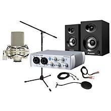Presonus AudioBox 2x2 Elevate 990 Package