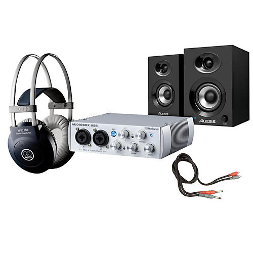 PreSonus AudioBox 2x2 Elevate Package-thumbnail