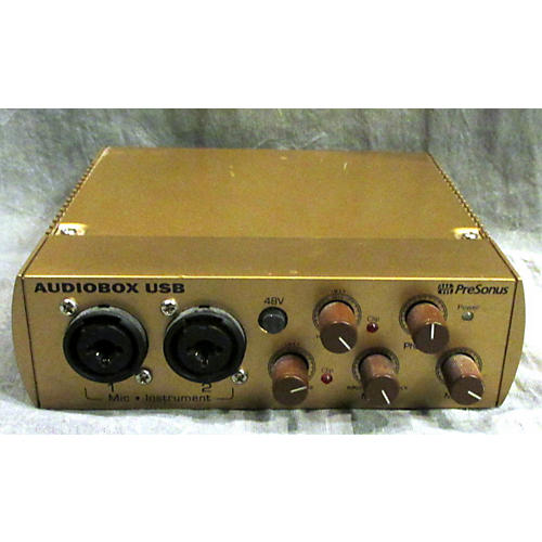 Presonus AudioBox Gold Audio Interface