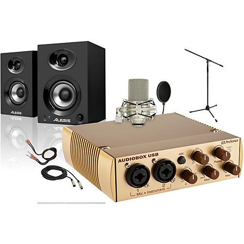 PreSonus AudioBox Gold Elevate 990 Package-thumbnail