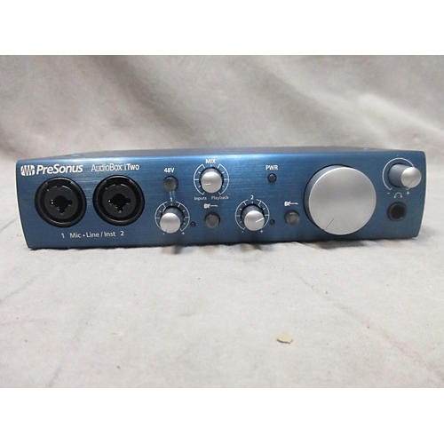 Presonus AudioBox ITwo Audio Interface-thumbnail