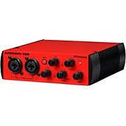 AudioBox USB - Red