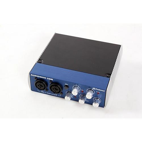 PreSonus AudioBox USB 2X2 USB Recording System-thumbnail
