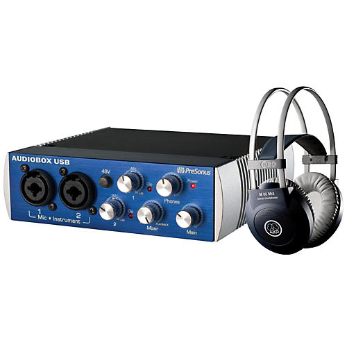 Presonus AudioBox USB 2x2 AKG Package