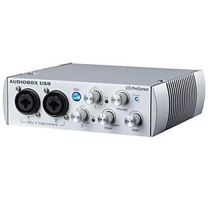 PreSonus AudioBox USB 2x2 Audio Recording Interface Limited Edition