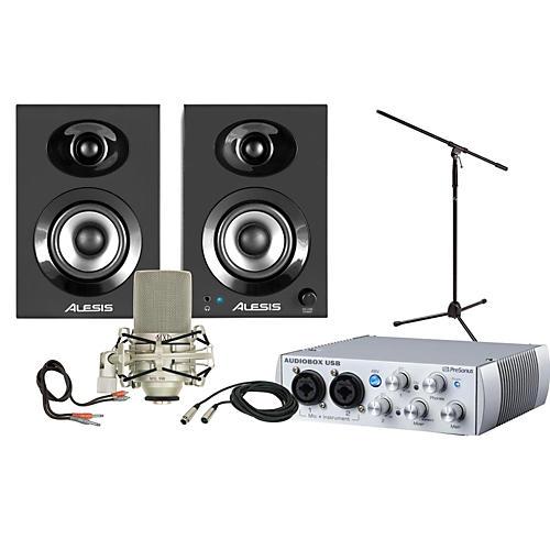 PreSonus AudioBox USB 2x2 Elevate Package-thumbnail