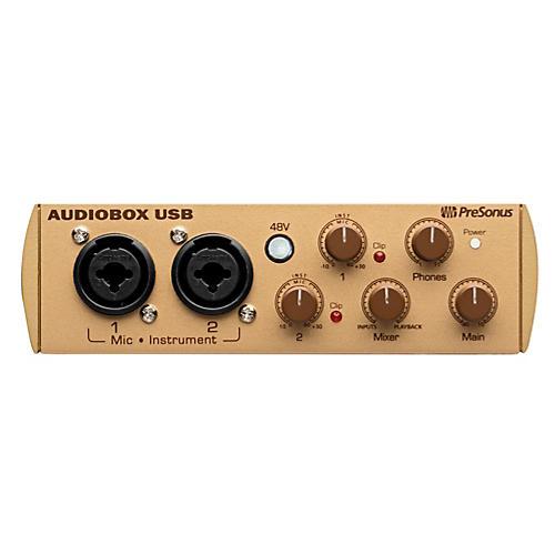 Presonus AudioBox USB Limited Edition Gold