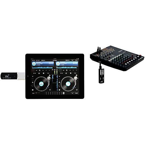 Wi Digital AudioLink Ui Stereo Digital Wireless System For  iPod, iPad, iPhone, MAC, PC, TabletPC & Skype-thumbnail