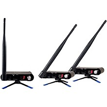 Wi Digital AudioMatrix Portable Stereo Digital Multicast Wireless Audio System Level 1